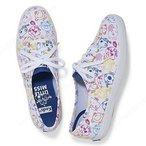 Keds X Little Miss Champion Pink